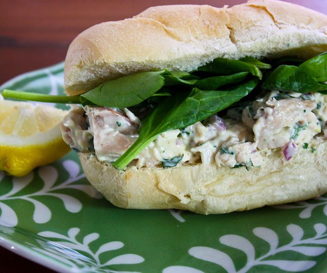 best healthy chicken salad by rchip123, via Flickr