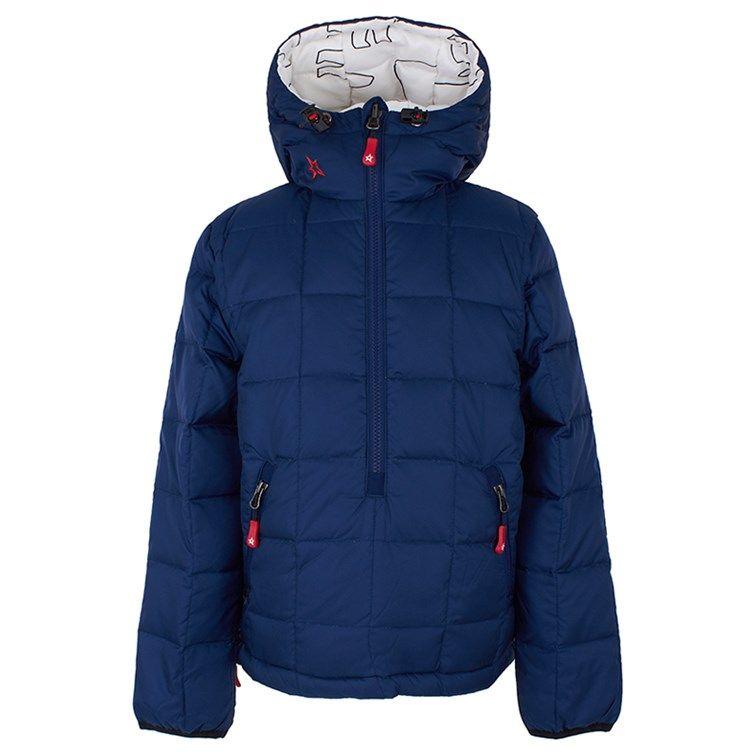 Perfect Moment Reversible Nanuk 1/2 Zip Jacket