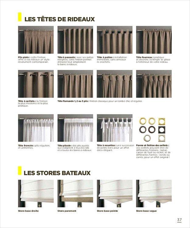 catalogue de promotions de saint maclou rideaux. Black Bedroom Furniture Sets. Home Design Ideas