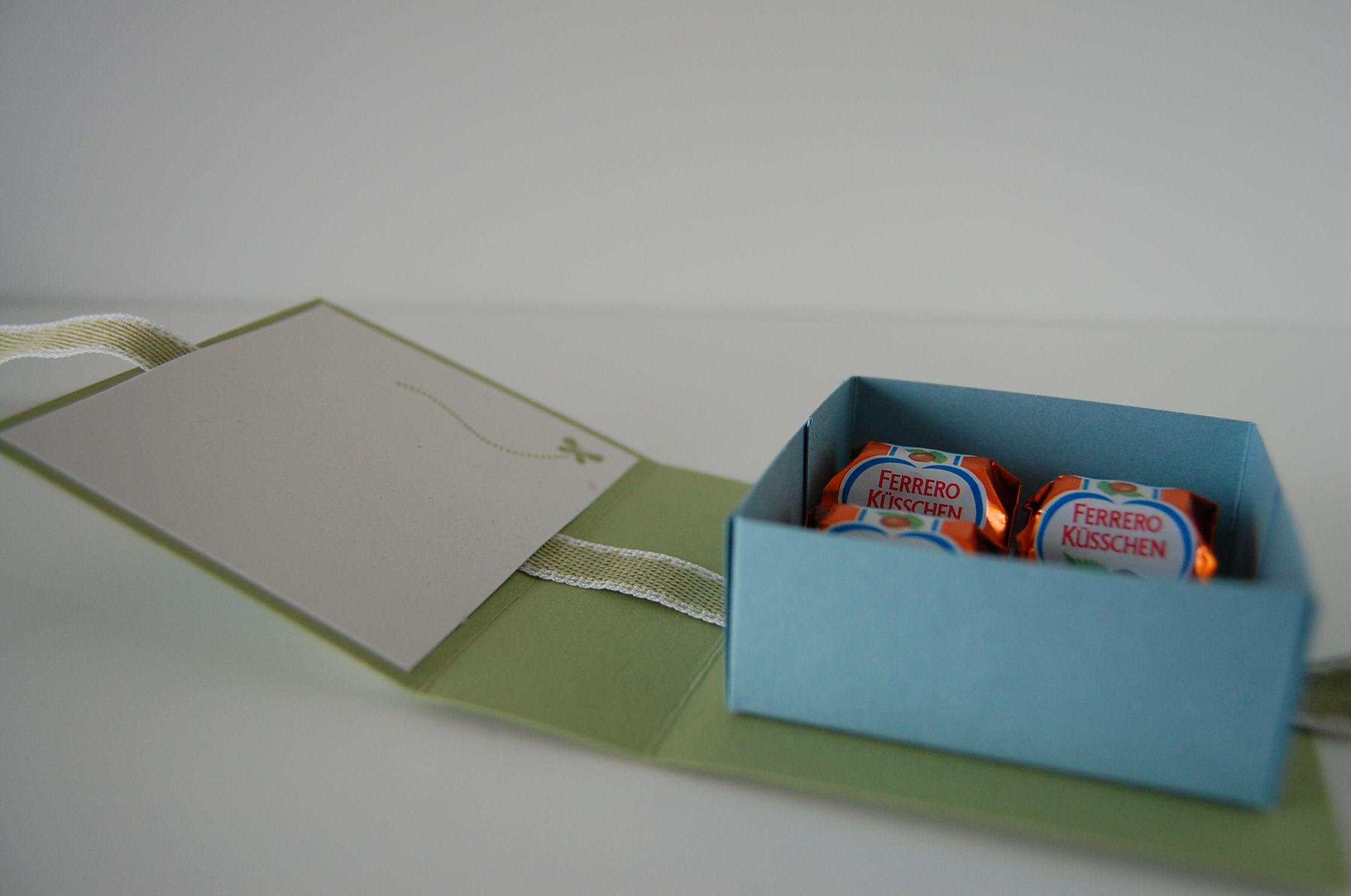 kleine verpackung in buchform geschenk verpackung pinterest einfache verpackung botschaft. Black Bedroom Furniture Sets. Home Design Ideas