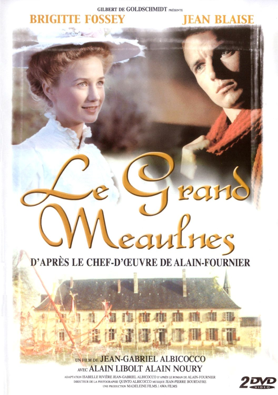 Le Grand Meaulnes, 1967, dir. J-G. Albicocco; a film about friendship, love  and the disappointments attending both