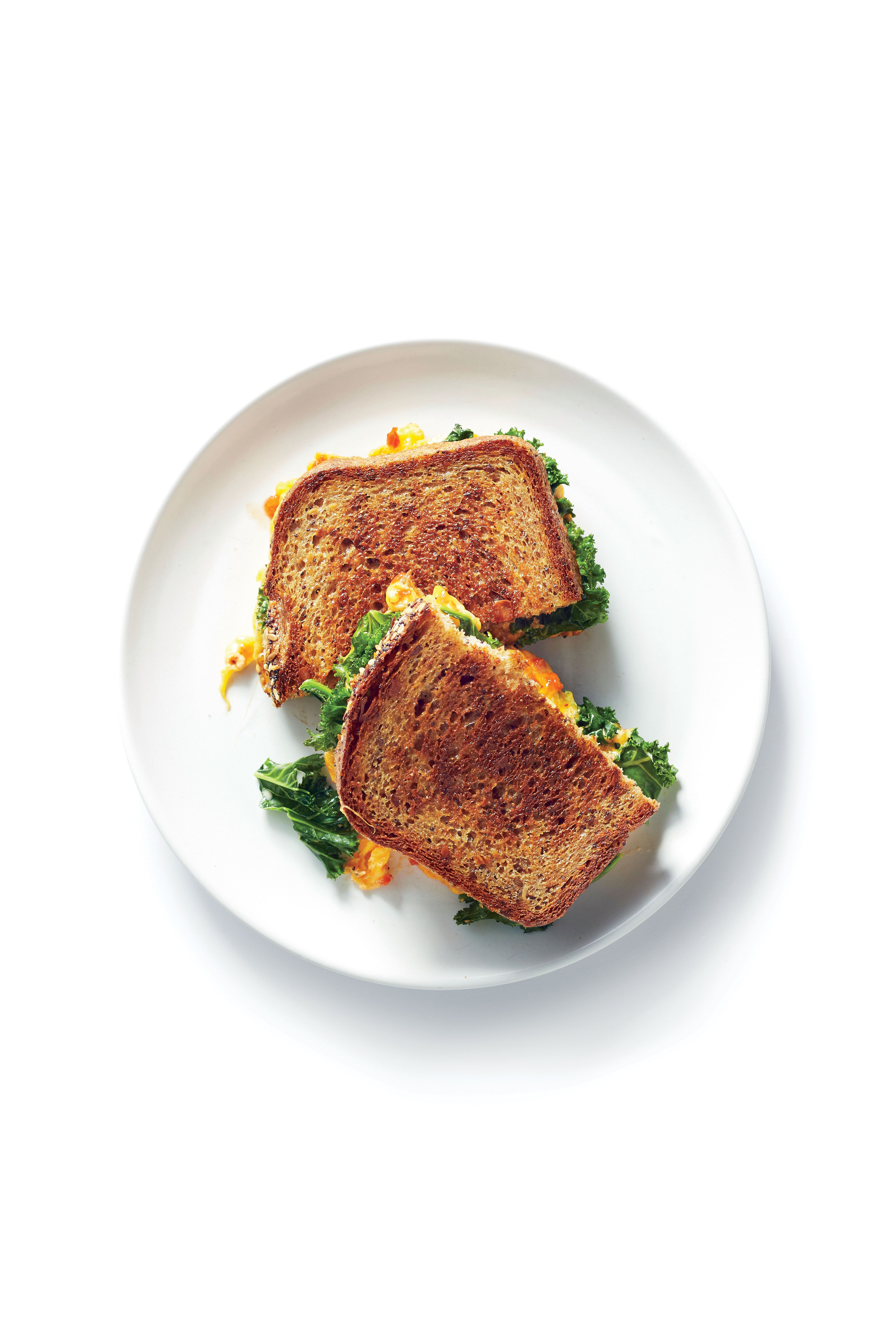 Kicky Grilled Cheeses - Healthy Sandwiches Recipes - Cooking Light