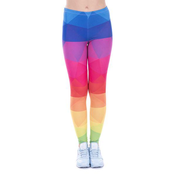 9855b048ea2 Colorful Long Legging Ideal for Autumn
