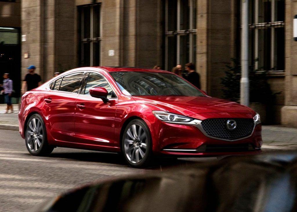 2019 Mazda 6 Redesign Price Engine Interior Release Date Photos Mazda Cars Mazda 6 Turbo Mazda