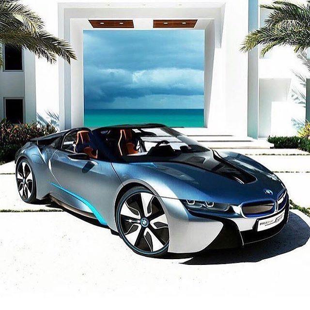 Bmw I8 Convertible Follow Lux Interiors Motor Vehicles