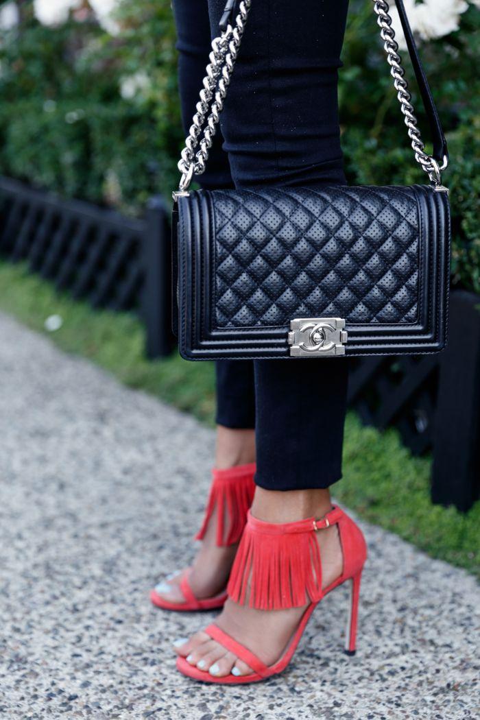 VivaLuxury - Fashion Blog by Annabelle Fleur: DENIM DAYS