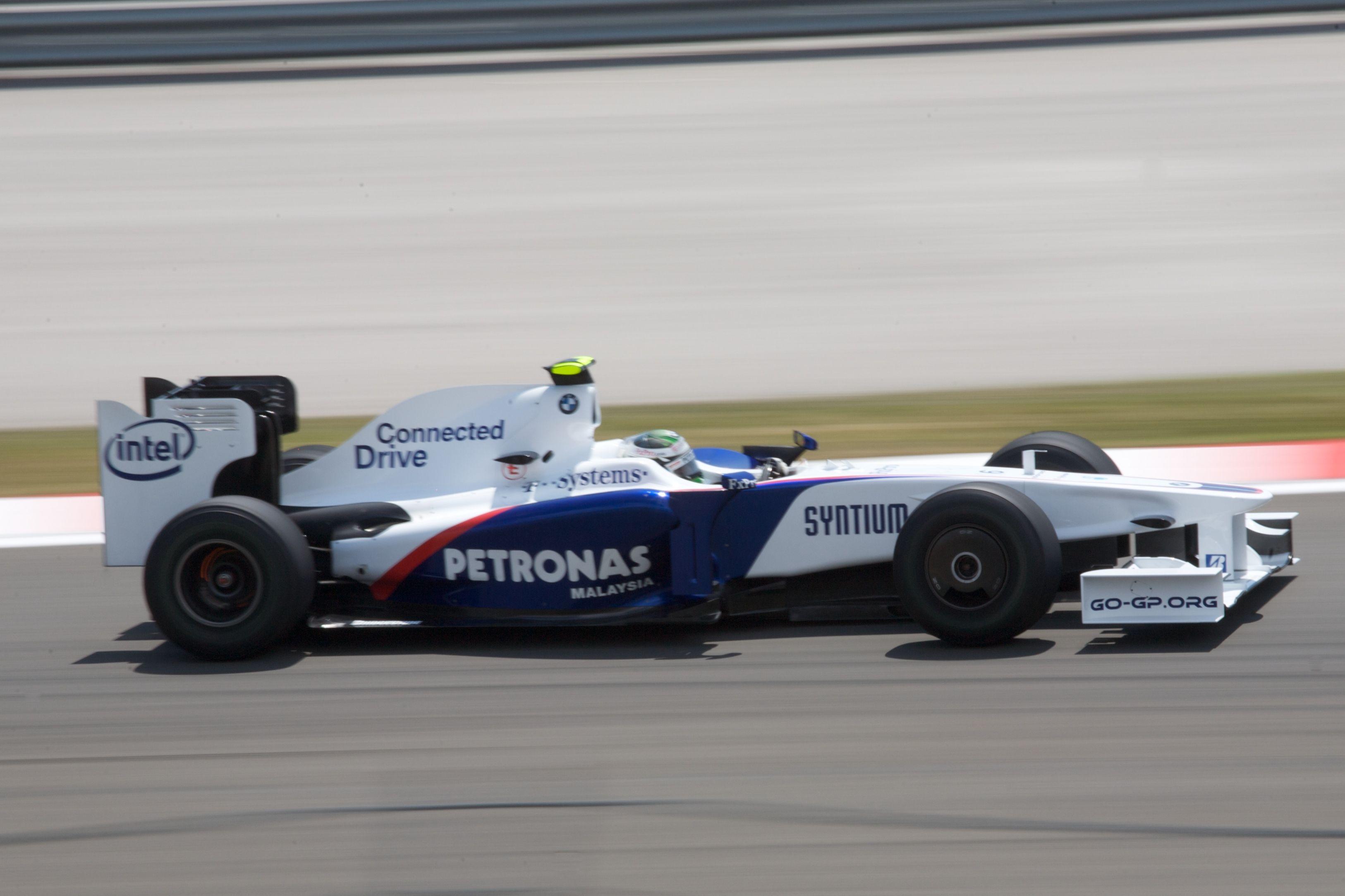 2006 BMW Sauber F1 06 Nick Heidfeld 2006 Formuła 1 Pinterest