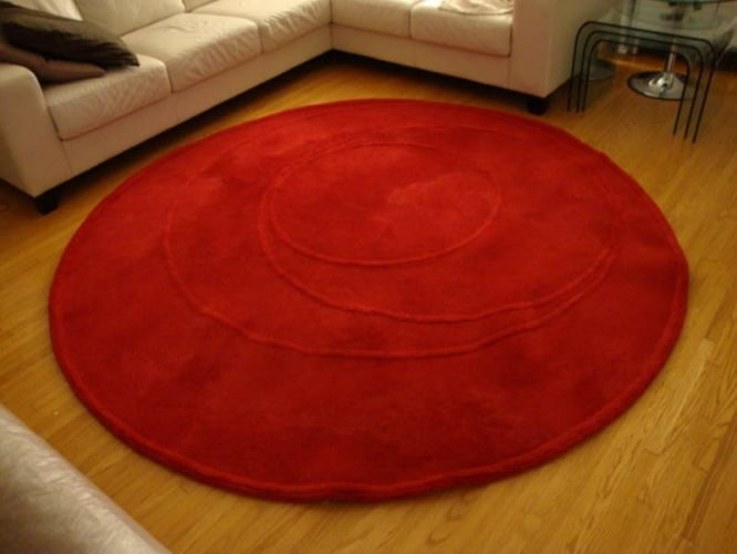 images about textiles on   product ideas, carpets, round area rugs ikea