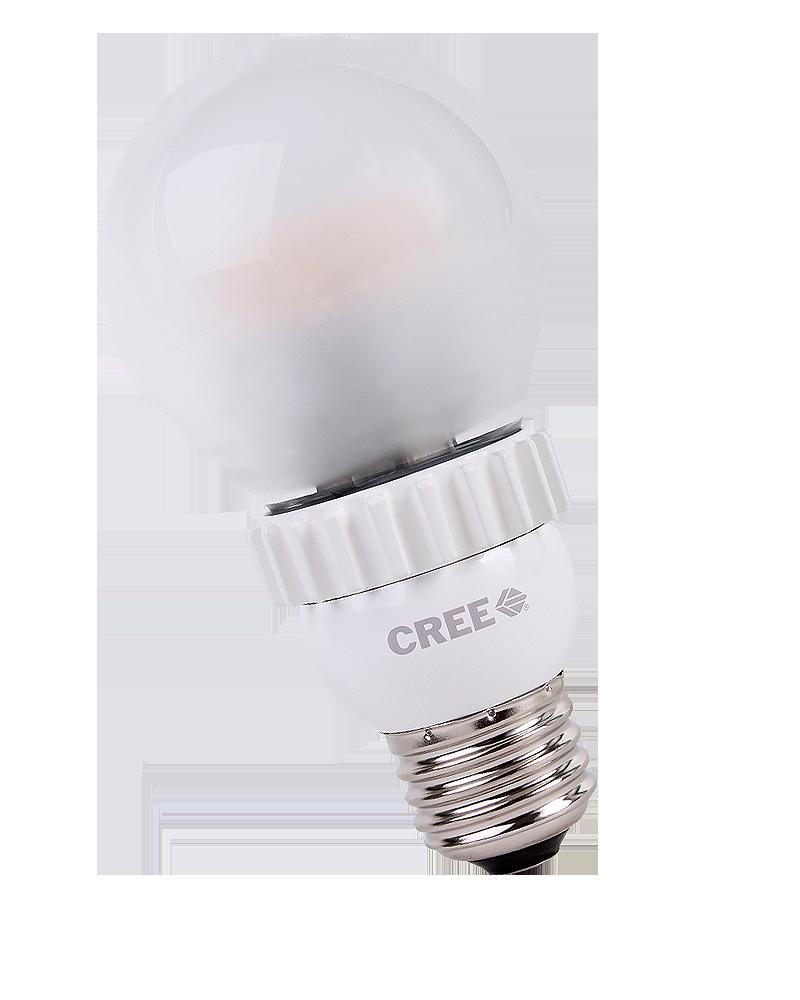 Cree Warm White LED Bulb. Goes on instantly like a light