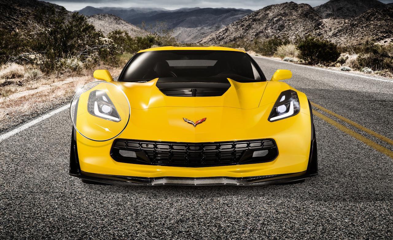 Beautiful Chevy Corvette Zo6 2015