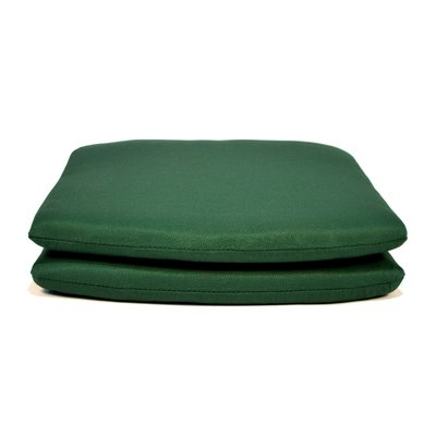 Wildon Home Tapered Indoor Outdoor Dining Chair Cushion Outdoor Seat Pads Outdoor Chair Cushions Outdoor Dining Chair Cushions