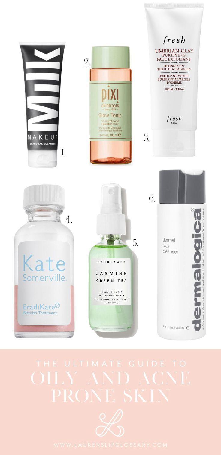 The Ultimate Guide To Oily And Acne Prone Skin Skincaretipsforblackheads In 2020 Acne Prone Acne Prone Skin Dry Skin Care