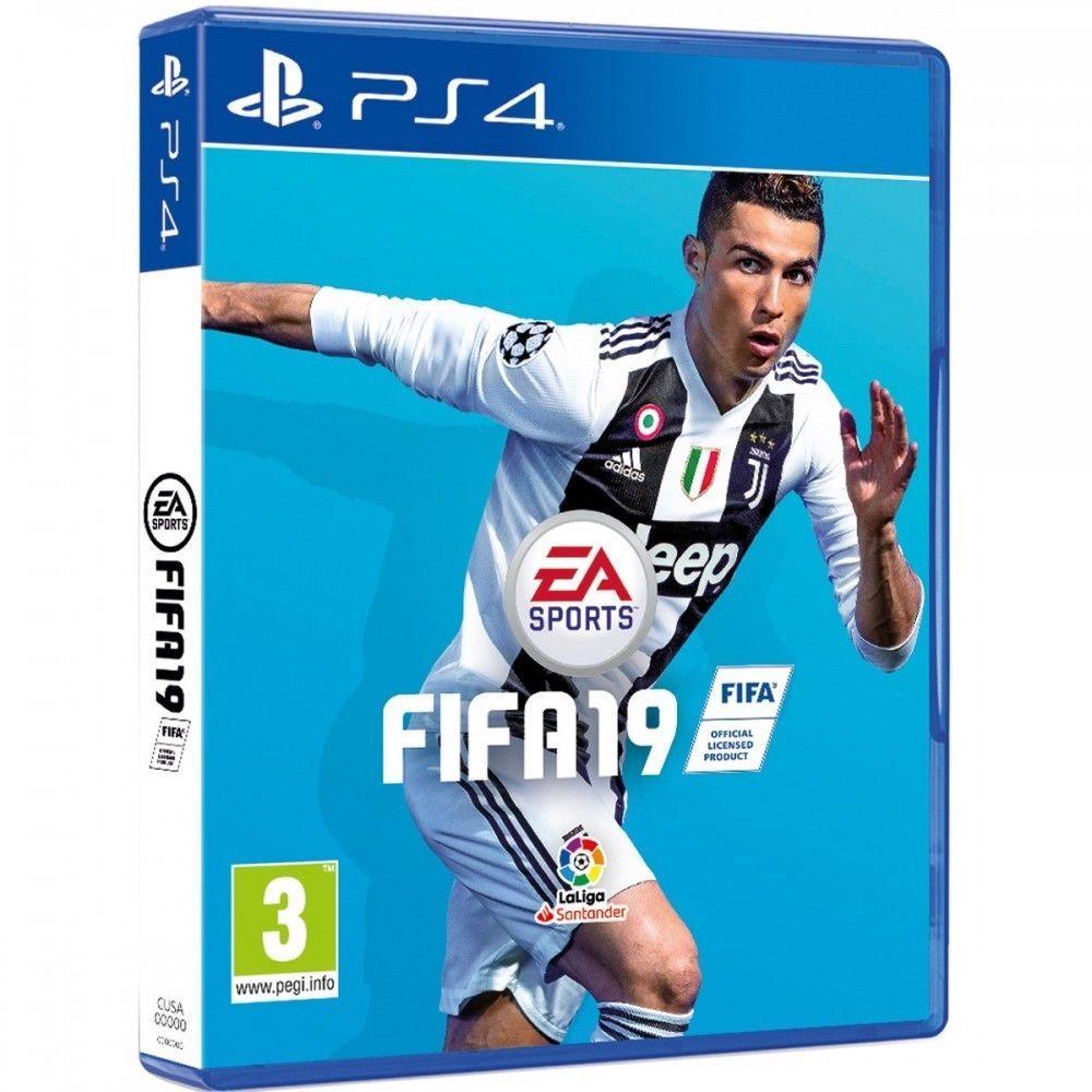 ¡Ya queda menos para jugar al nuevo FIFA19! Consíguelo al