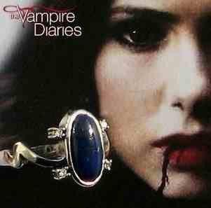 Elena Daylight Ring - The Vampire Diaries
