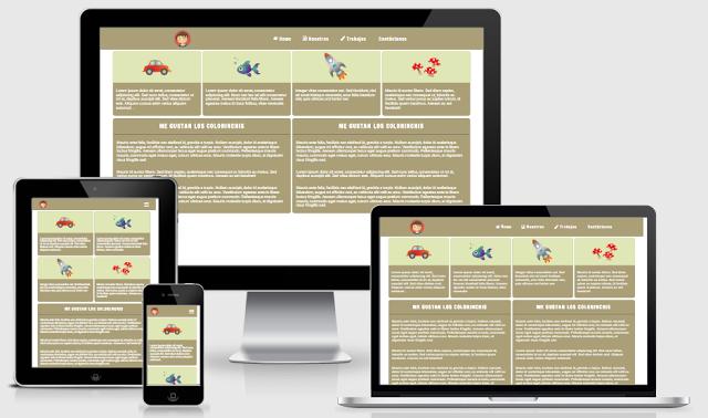 Template Blogger Landing Page Đơn Giản Mà Đẹp   Template Blogspot ...