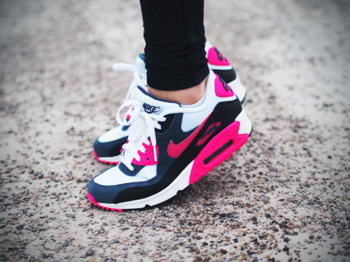 Nike Women's Air Max 90 at Footlocker - Trendslove - Nike ...