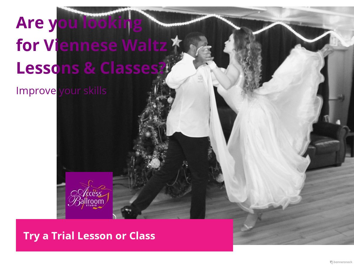 Learn to glide and float across the dance floor Viennese