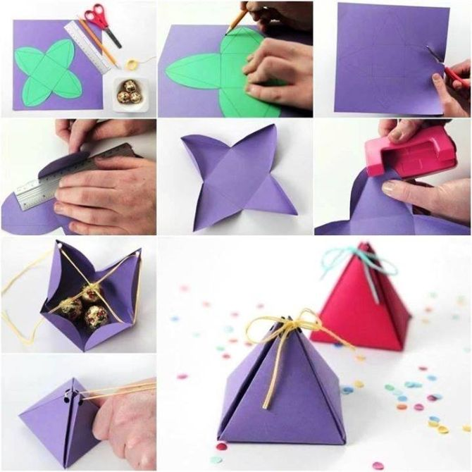 How To Make Gift Boxes Modern Magazin Art Design Diy Projects Architecture Fashion Food And Drinks Gift Packaging Diy Easy Diy Gifts Paper Crafts Diy