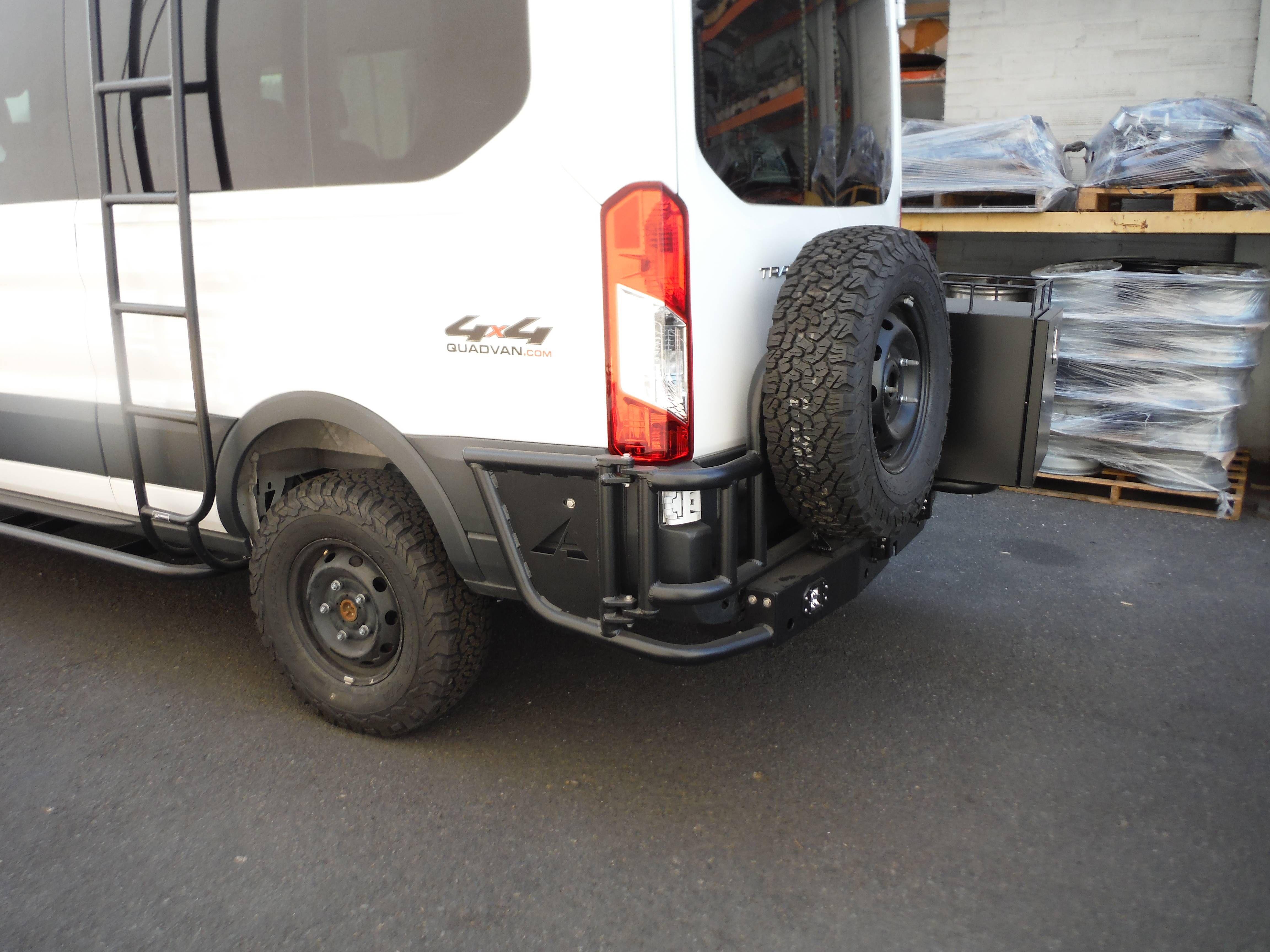 Quadvan 4x4 - Ford Transit USA Forum | 4x4 transit ...