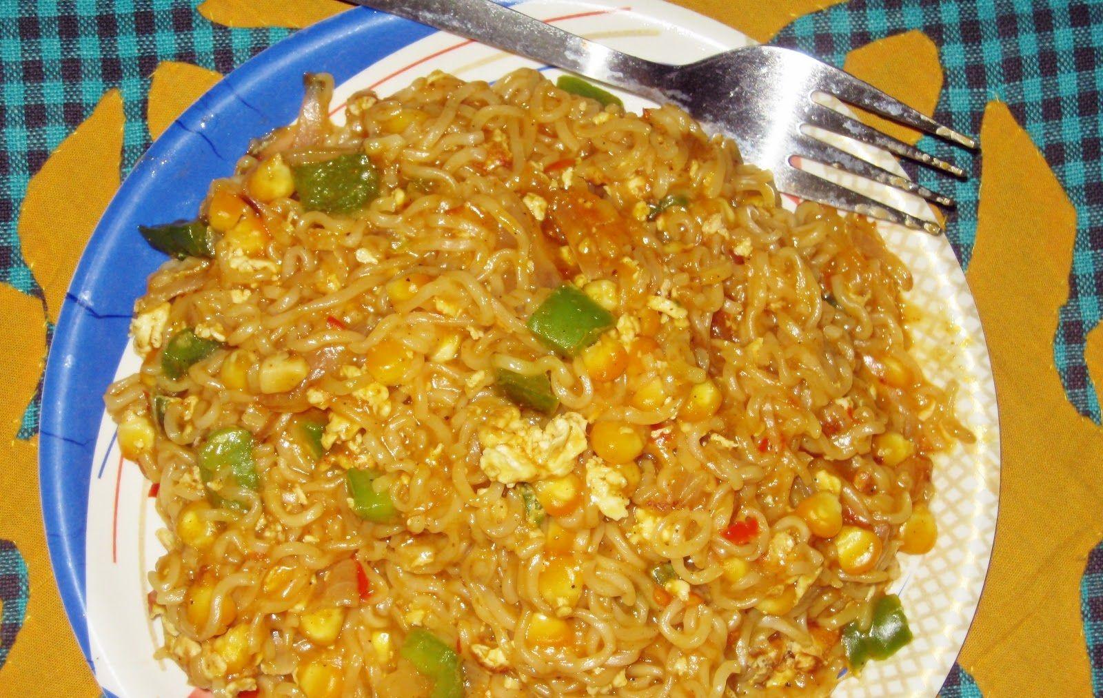 Alternate Recipe Maggi Recipes Food Recipes Indian Food Recipes