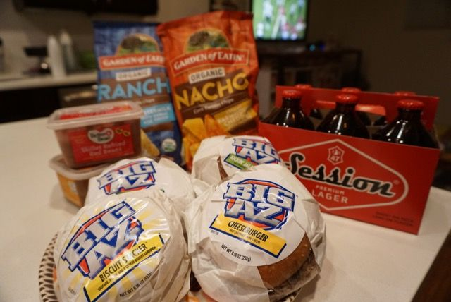 Get your snacks ready for the big game with Garden of Eatin', BIG AZ Sandwiches, Full Sail Brewing Company, & The Better Bean Company! (sponsored - discounts in post!)