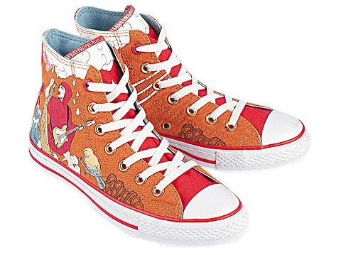Converse Chuck Taylor All Star Low Andy Warhol in Brillo Print