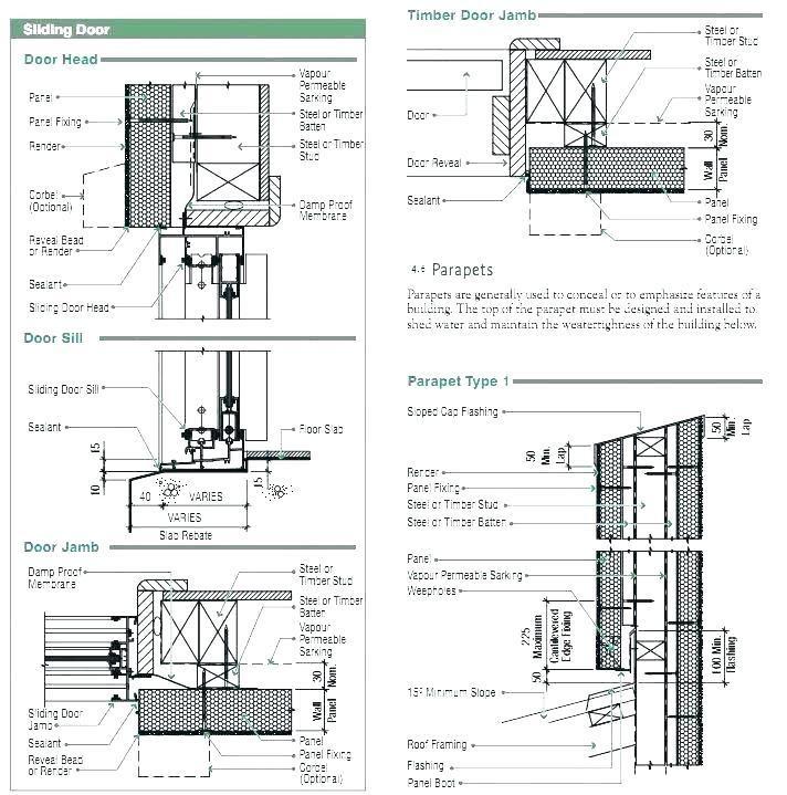 Metal Door Jamb Detail Steel Door Frame Construction Door Frame Detail Titan Metal Products Inc Door Frame Constructio Patio Doors Doors Interior Sliding Doors