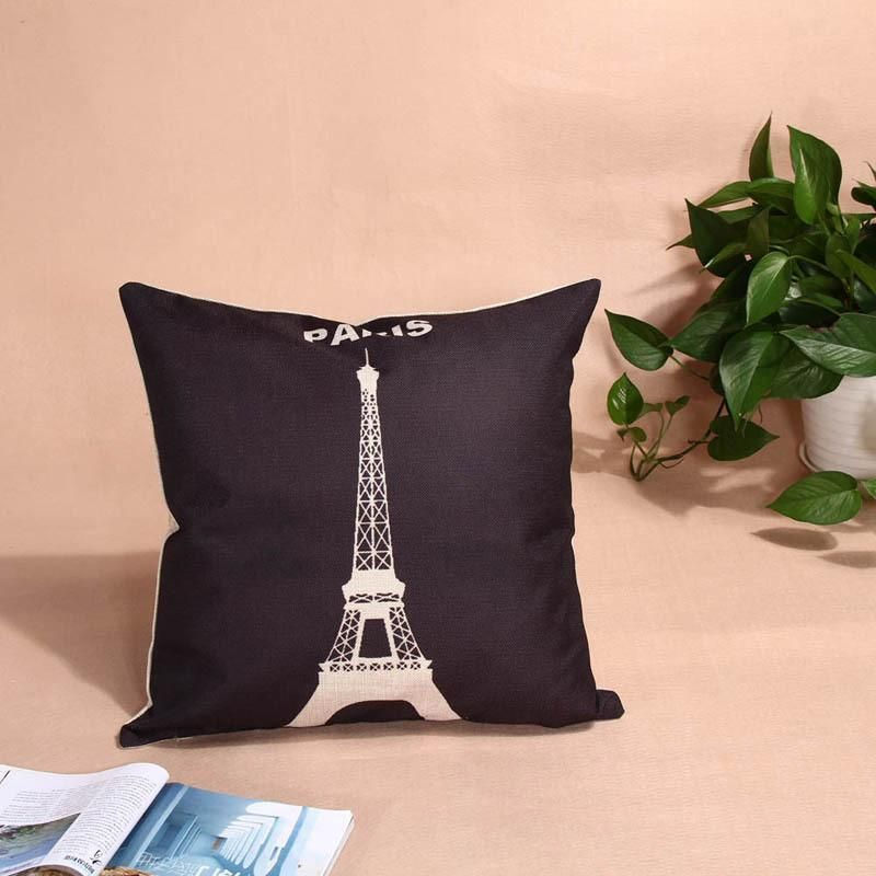 Paris CL02110574MDP Handmade Pillowcase