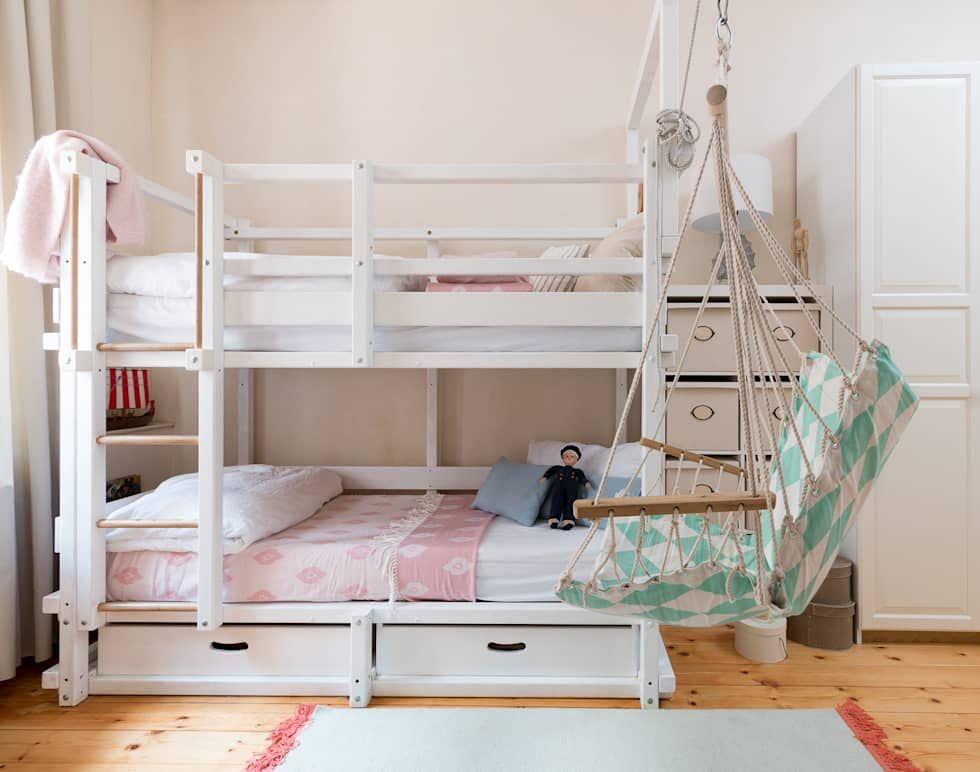 Kinderzimmer skandinavische kinderzimmer von homify