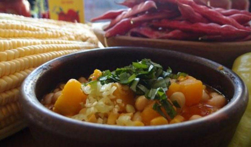 ¿Ya comiste legumbres? Comienza el lunes con un exquisito plato de porotos que convertirá tu día en energía y sabor.
