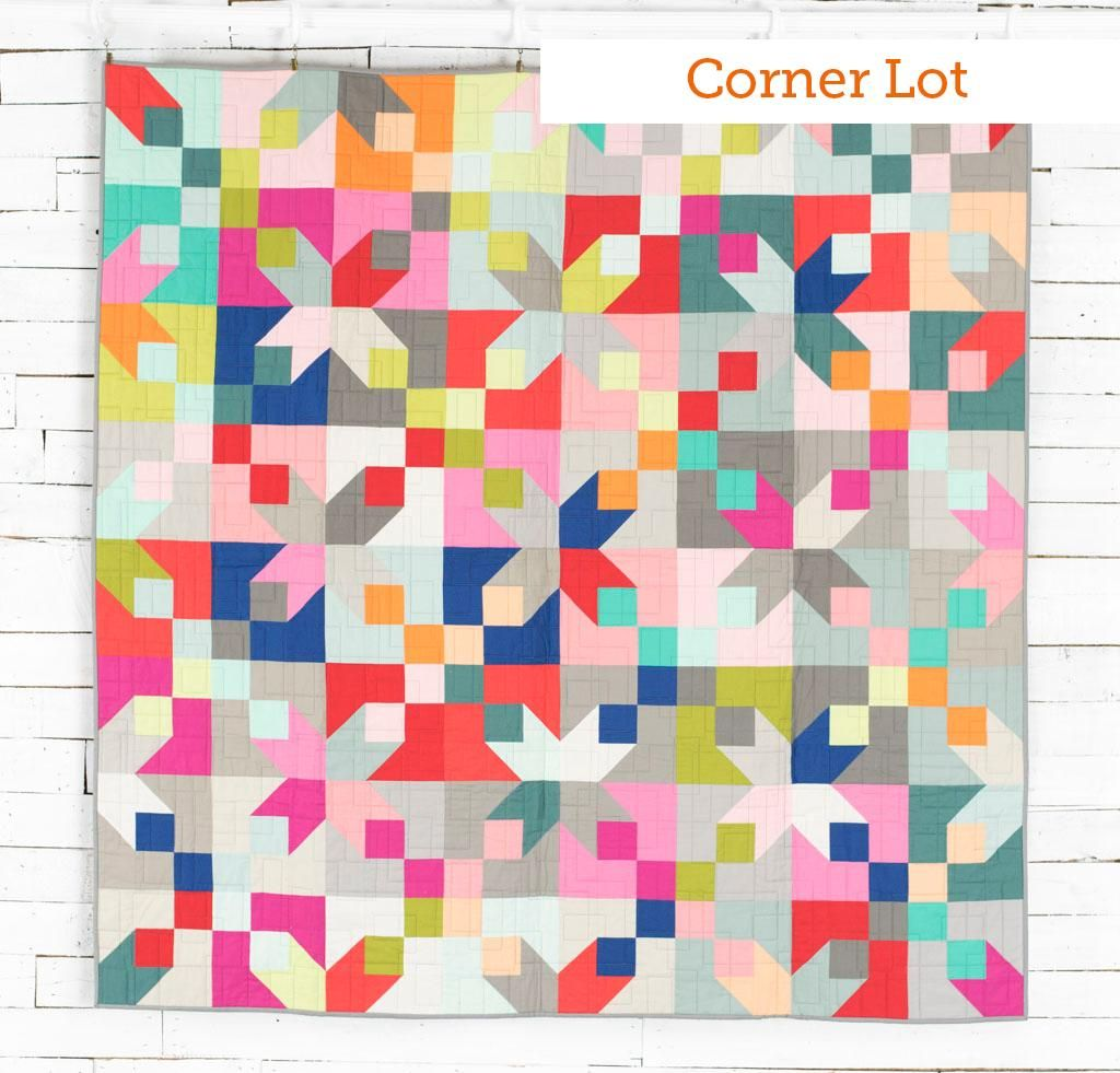 Giftable Quilt Kits for Every Skill Level | Contemporary fabric ... : quilts kits - Adamdwight.com