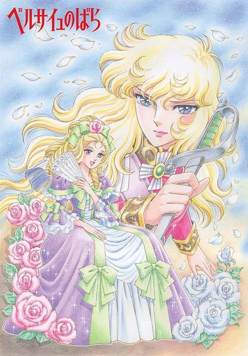 rose of versailles michi himeno anime and graphic novels pinterest anim bd et dessin. Black Bedroom Furniture Sets. Home Design Ideas
