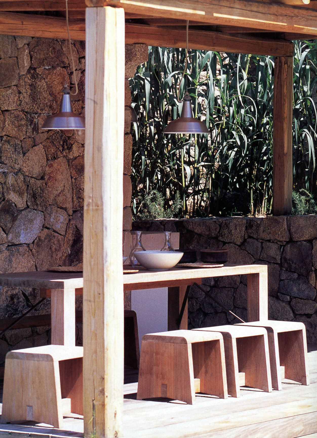 Like the overall look Outdoor spaces Pinterest
