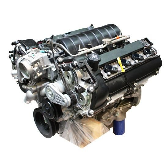 New Cadillac 4.6L L37 Northstar Engine Street Rod/Deville, 300HP 32