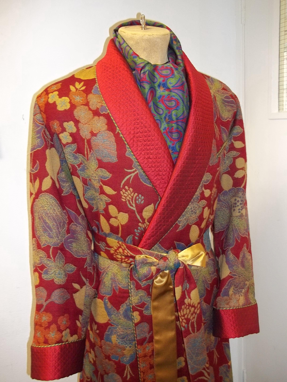 Daniel Hanson Gown | Daniel Hanson Dressing Gowns | Pinterest ...