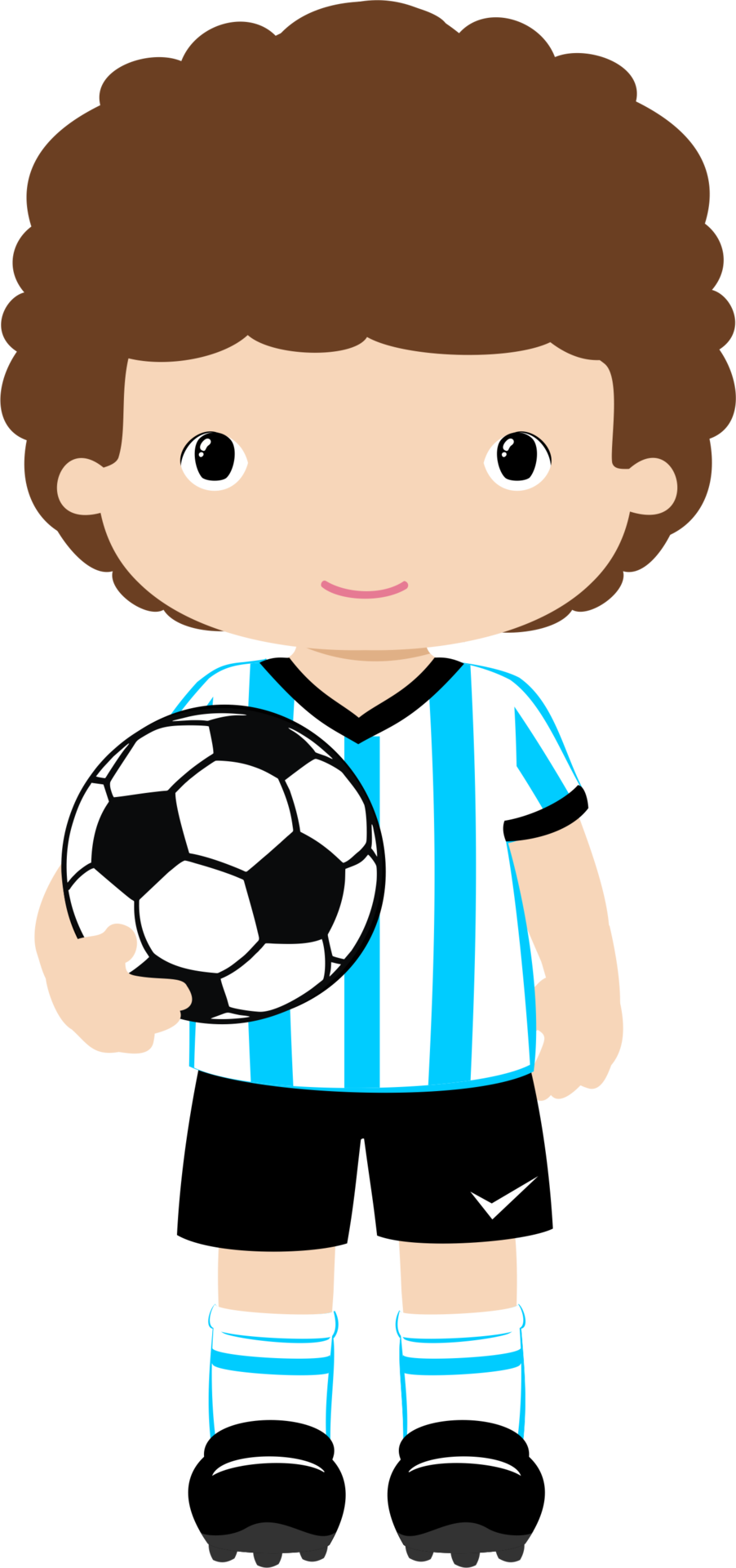 View Full Size Vector Transparent Library Binder Clipart Office Boy Jogador De Futebol Desenho Png And Download Tra In 2020 Soccer Theme Football Team Cute Drawings