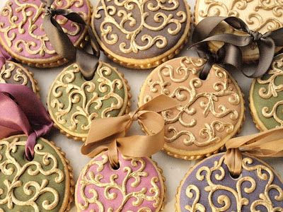 Christmas Cookies From Www Sweetambs Com I Am Not Sure That I Could