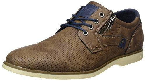 Oferta: 40.62€. Comprar Ofertas de BM Footwear 2710303, Zapatos de Cordones Derby para Hombre, Marrón, 45 EU barato. ¡Mira las ofertas!