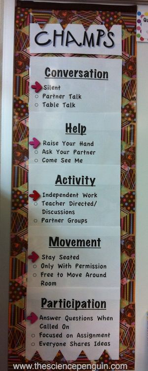Classroom Design For Behavior Management ~ Champs charts on pinterest behavior posters