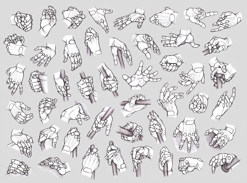 Art And Reference Point Male Hands Hand Pose Hands Tutorial