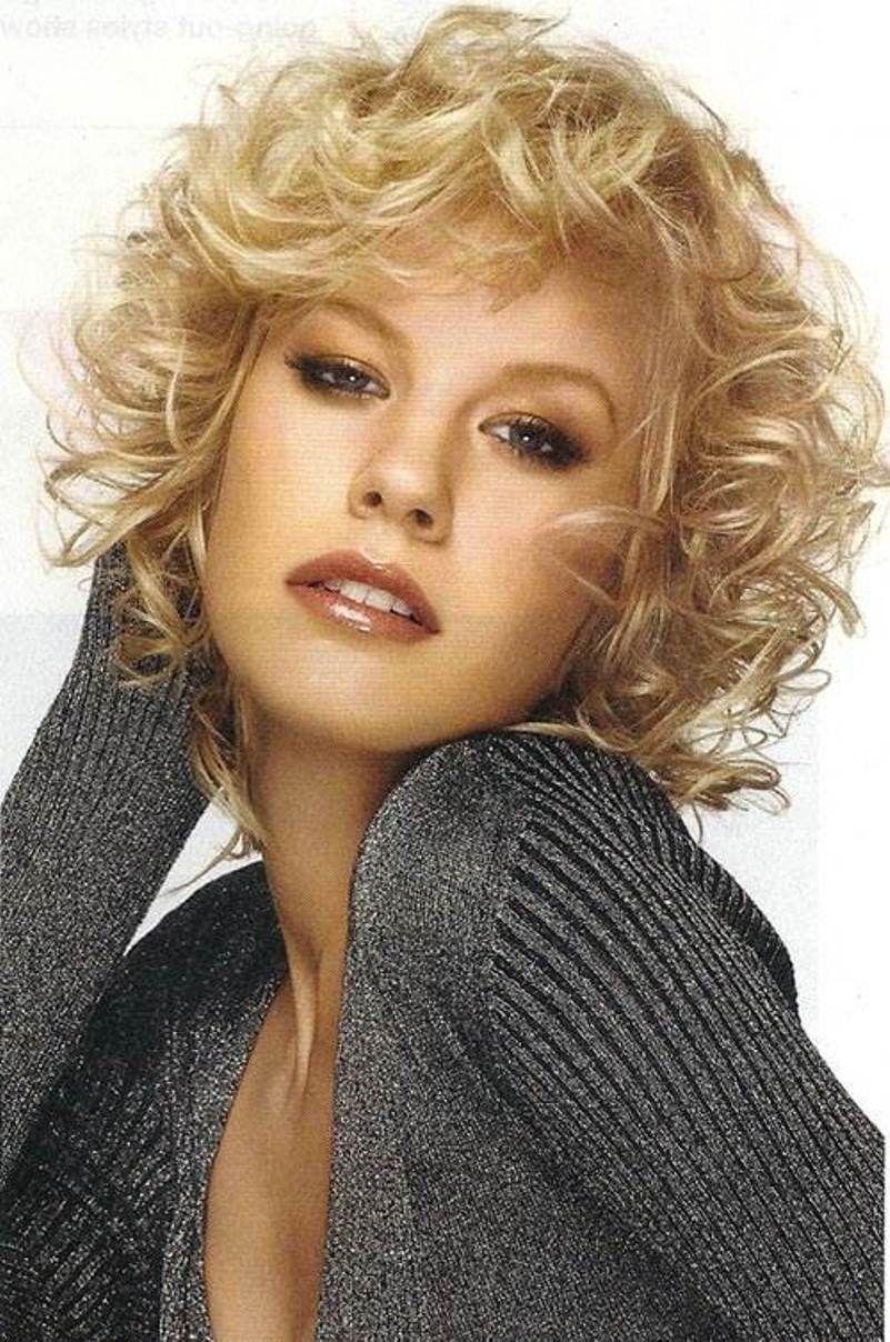 Blonde lockige frisuren hair ideas pinterest hair styles