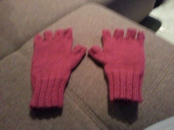 Comment faire des mitaines   Comment tricoter des mitaines, Mitaines et Mitaines tricot