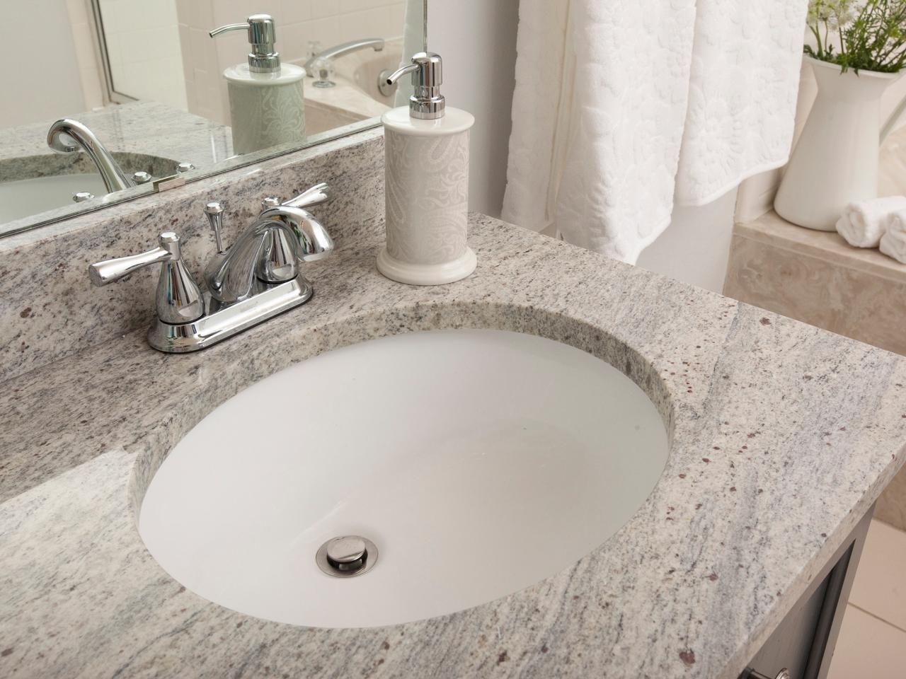 Images On Bathroom sinks granite countertops