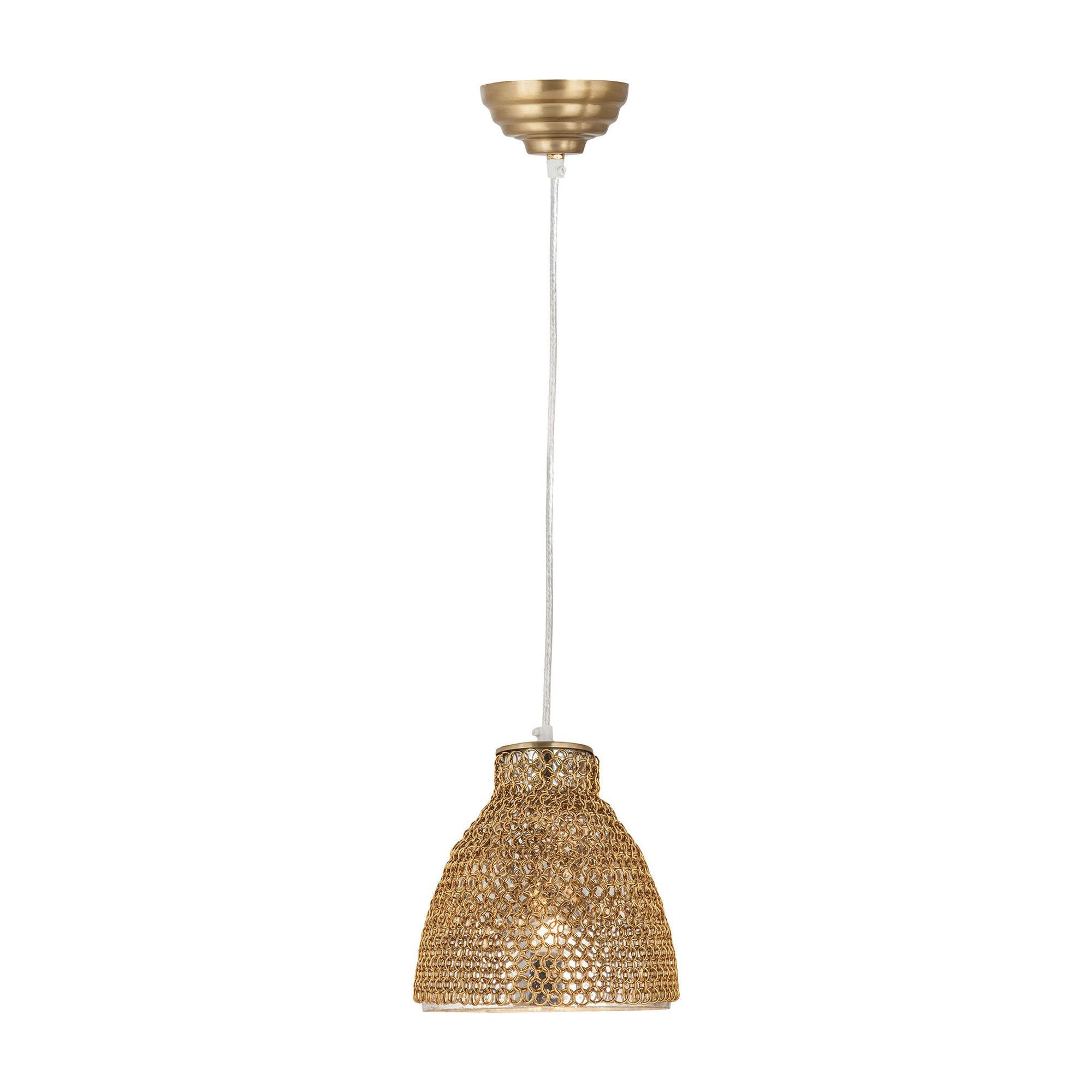 Maille 1 Light Mini Pendant