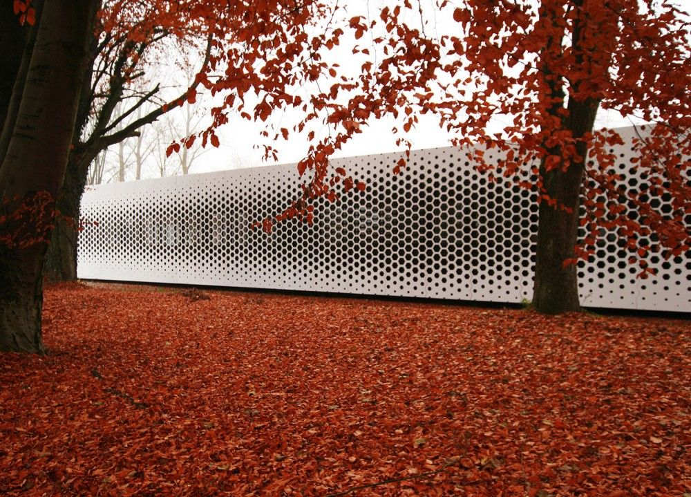 Formstelle Format Elf Architekten Materials Aesthetics