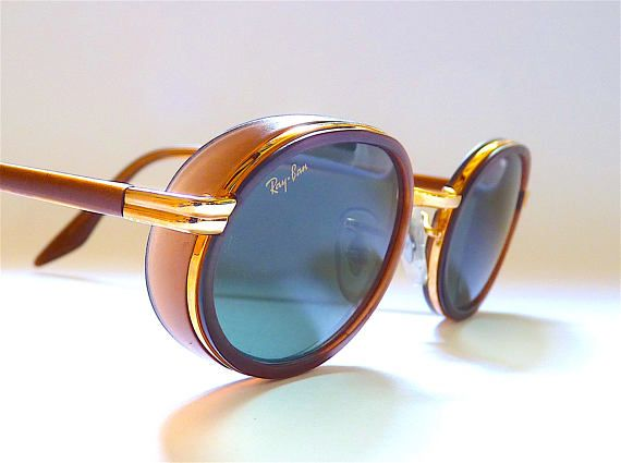 6d3c72ea377e5 Vintage B L RAY BAN Sunglasses Rare Collectible Vintage