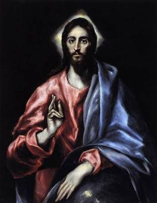 light-of-the-world1 | artist is El Greco, I believe. | Waiting For The Word | Flickr