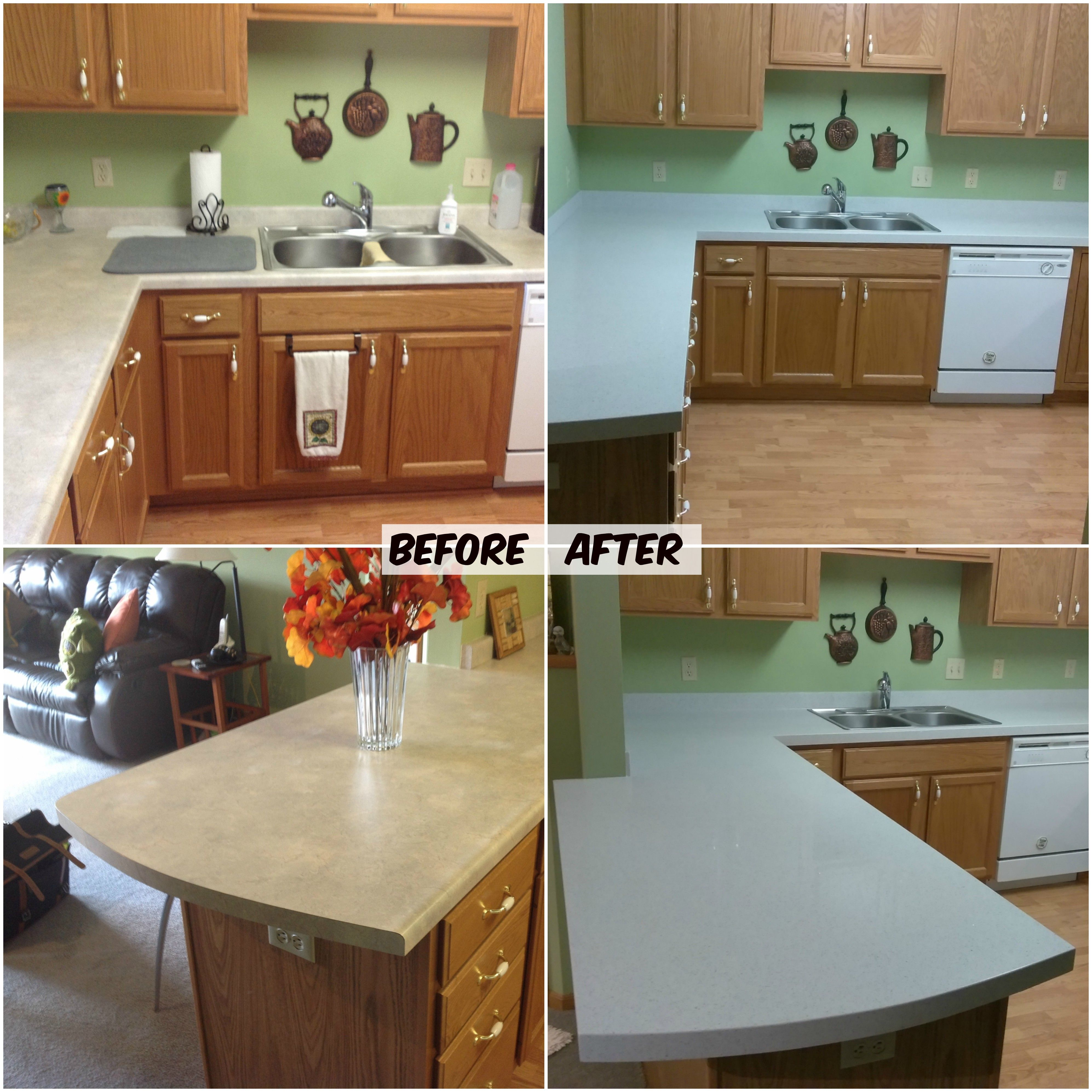 Tired Of Your Old Kitchen Update With Quartz Counter Tops From