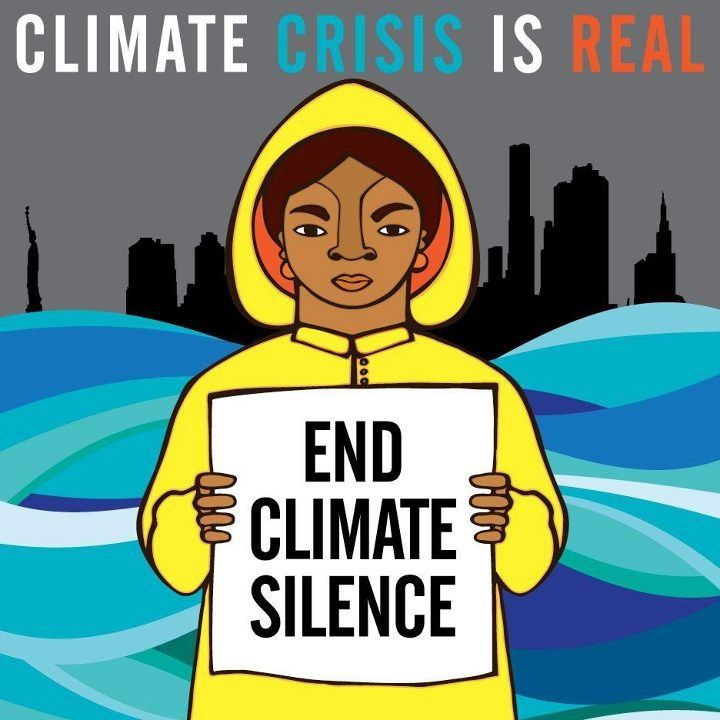 Climate Change is REAL! Why would scientists all over the world lie about it?