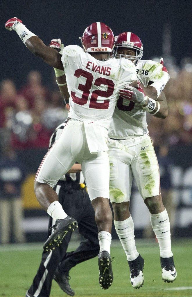 Updating Rashaan Evans Status Following Groin Injury Alabama Football Roll Tide Alabama Football Team College Football Championship
